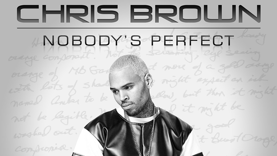 Chris Brow - Nobody's Perfect [Produced by Showtek)