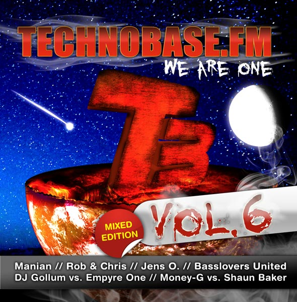 TechnoBase.FM - We are one Vol. 6