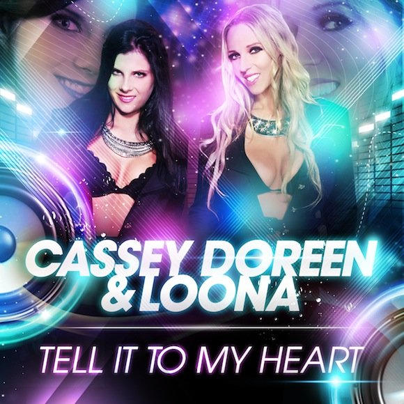 Cassey Doreen & Loona - Tell It To My Heart (Official Video)