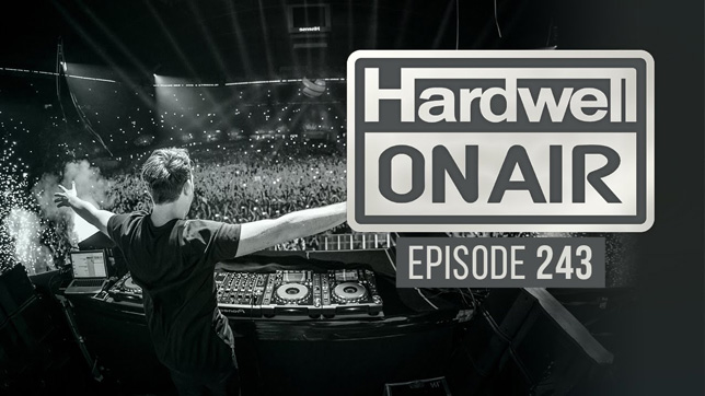 Hardwell On Air 243