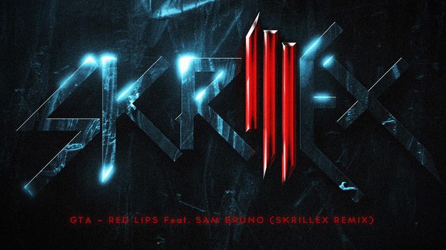 Musikvideo » GTA - Red Lips (Skrillex Remix)