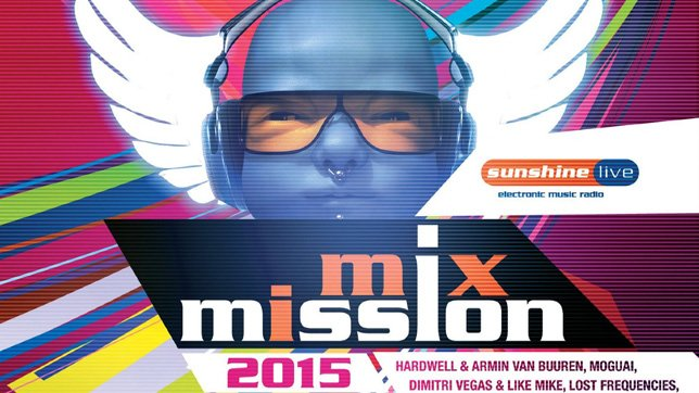 Sunshine Live - Mix Mission 2015