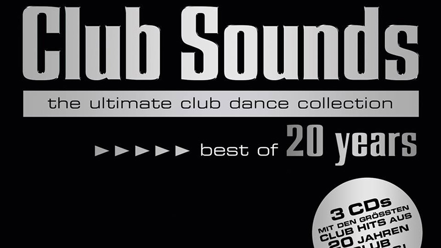 Club Sounds - Best Of 20 Years » [Tracklist]