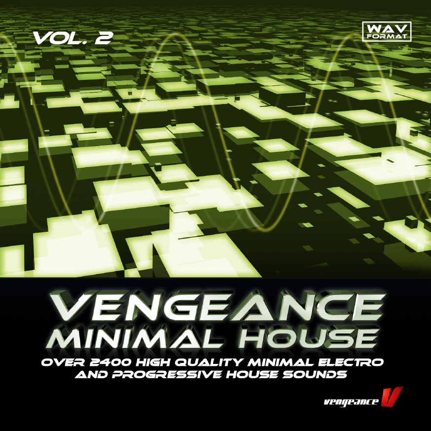 Vengeance Minimal House Vol. 2