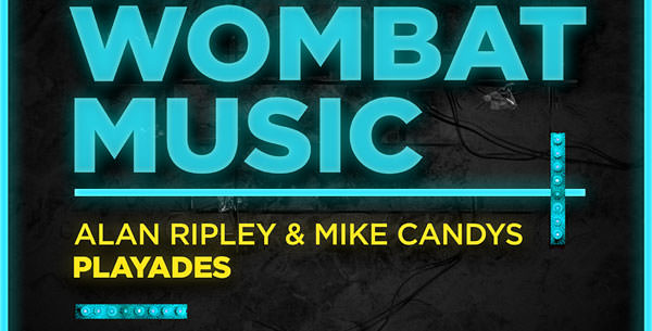 Alan Ripley & Mike Candys – Playades