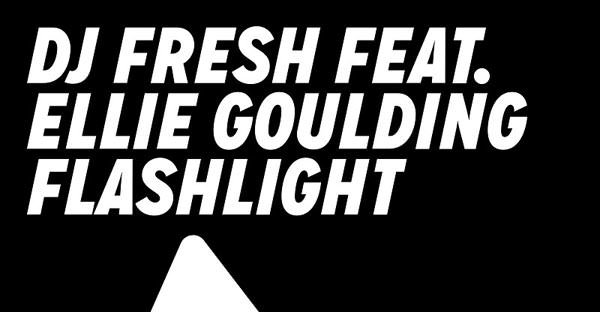 DJ Fresh feat. Ellie Goulding - Flashlights
