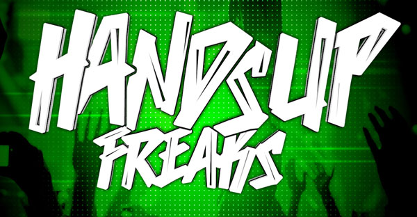Hands Up Freaks Vol. 2