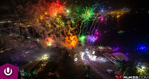 Top 10 EDM Festivals in 2014