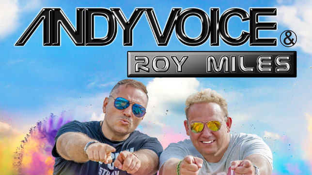 Andy Voice & Roy Miles - You