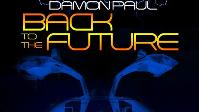 Damon Paul - Back To The Future Theme 2015