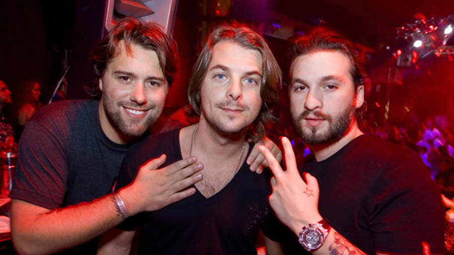 Swedish House Mafia Comeback?