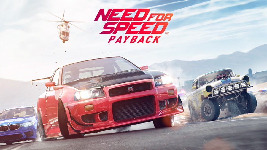 Need For Speed Payback - Soundtrack