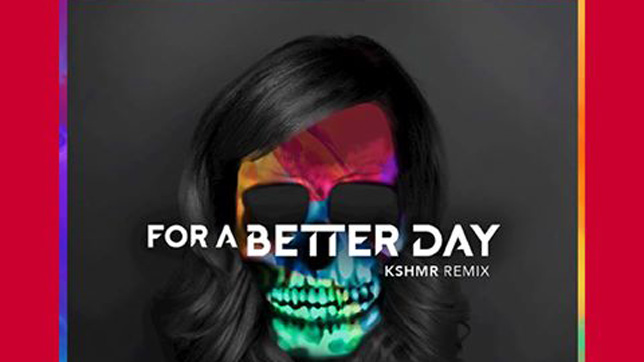 Avicii - For A Better Day (KSHMR Remix)
