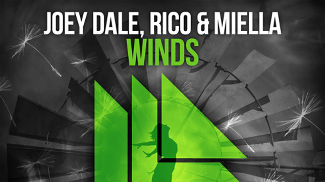 Joey Dale, Rico & Miella - Winds