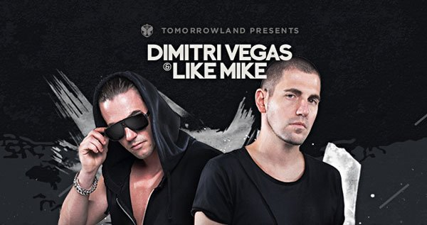 Dimitri Vegas & Like Mike: Bringing The World The Madness