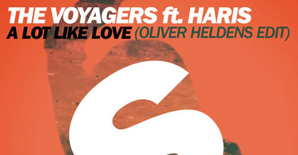 The Voyagers feat. Haris - A Lot Like Love (Oliver Heldens Edit)