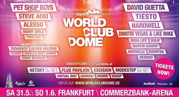 Big City Beats - World Club Dome