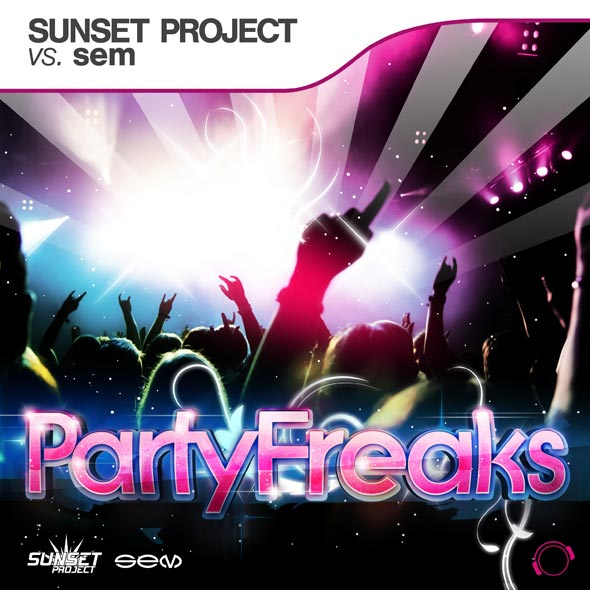 Sunset Project vs. sem - PartyFreaks