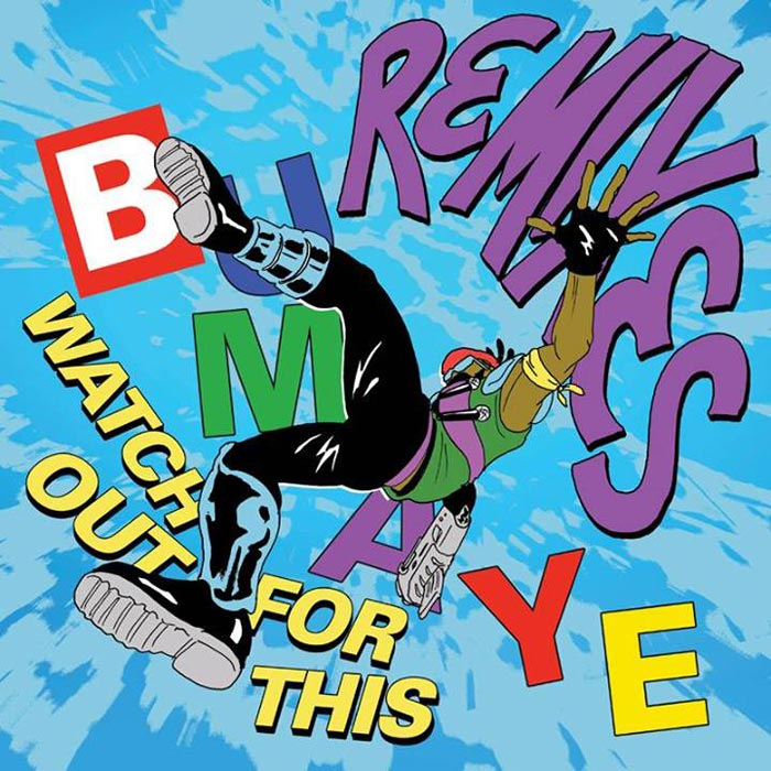 Major-Lazer - Watch Out For This (Bumaye)