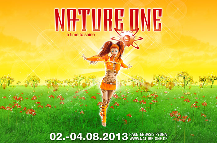 NATURE ONE 2013