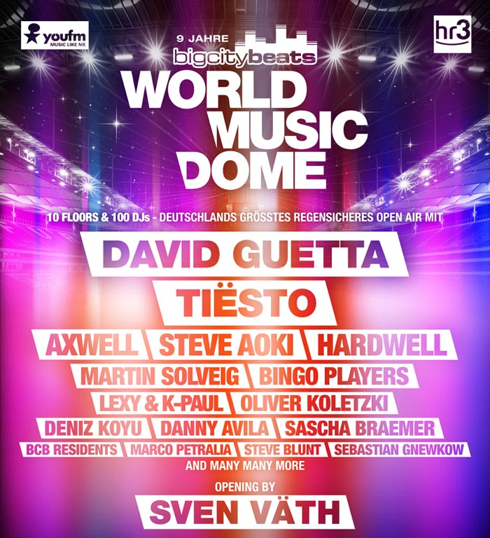 World Music Dome