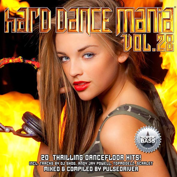 Hard Dance Mania Vol. 28