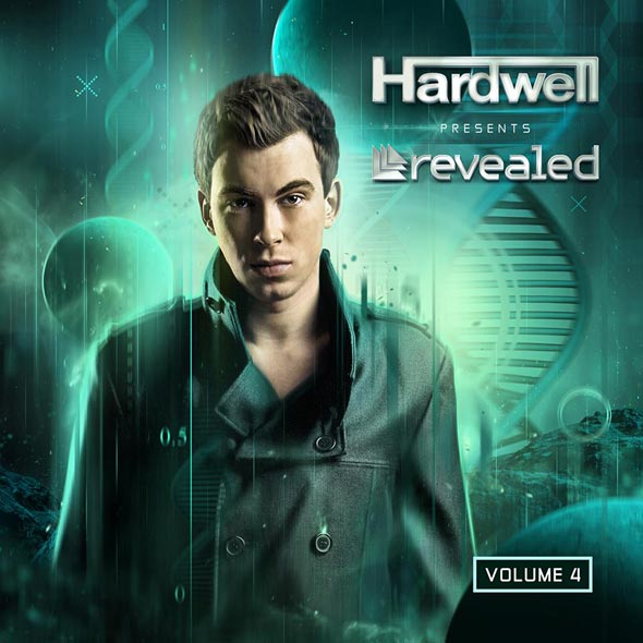 Hardwell presents Revealed Vol. 4