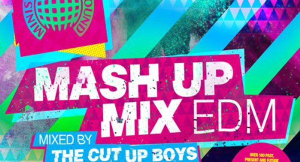 Mash Up Mix EDM [Tracklist]
