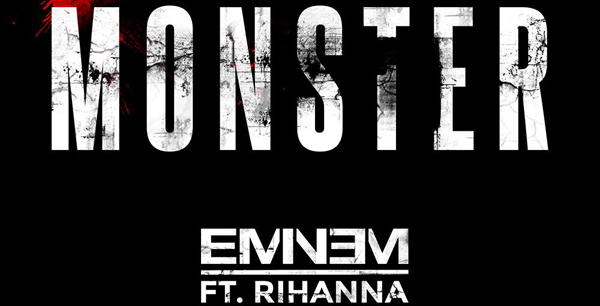 Eminem feat. Rihanna - The Monster
