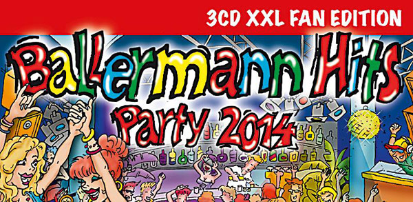 Ballermann Hits Party 2014