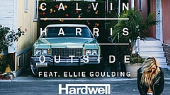 Calvin Harris feat. Ellie Goulding - Outside (Hardwell Remix)