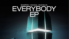 Shapov vs. M.E.G. & N.E.R.A.K. - Everybody EP