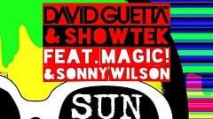 David Guetta & Showtek - Sun Goes Down (ft. MAGIC! & Sonny Wilson)