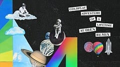 Coldplay - Adventure Of A Lifetime (Audien Remix)