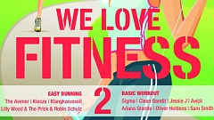 We Love Fitness 2 Cover