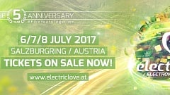 Electric Love verkündet finales Line-Up