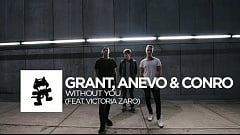 Grant, Anevo & Conro - Without You (feat. Victoria Zaro)