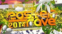 Easter Rave 2014 LineUp