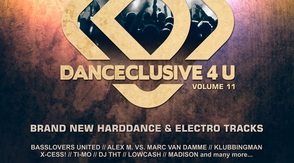 Danceclusive 4 U, Vol. 11