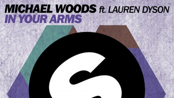 Michael Woods ft. Lauren Dyson - In Your Arms