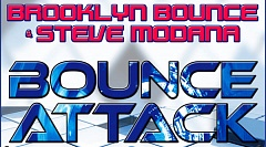 Brooklyn Bounce & Steve Modana - Bounce Attack (Back to the 90s)