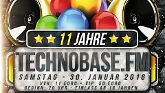 11 Jahre Technobase.Fm meets Keeping The Rave Alive