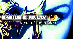 Darius & Finlay - Do It All Night 2k14