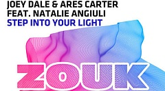 Joey Dale & Ares Carter ft Natalie Angiuli - Step Into Your Light