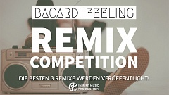 "Remix-Contest: ""Bacardi Feeling"" von Julie Townsand"