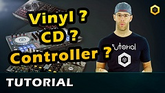 Video DJ-Kurs Teil 1: Beginner Tutorial Vinyl, CD, Controller