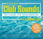 Club Sounds - Summer 2013 - Tracklist