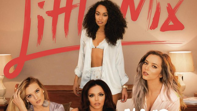 Musikvideo » Little Mix feat. Sean Paul - Hair