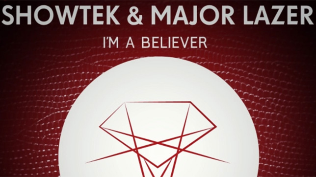 Showtek & Major Lazer - I'm A Believer
