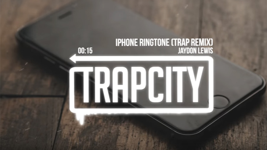 Trap Remix des iPhone Klingeltons